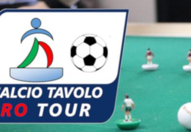 Nasce CALCIO TAVOLO PRO TOUR