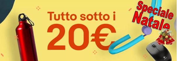 ebay tutto a 20€